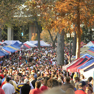 Ole Miss Tailgating Services