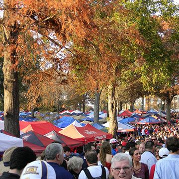 Ole Miss Tailgating Service